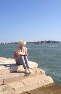 Schrijven in Venetië
