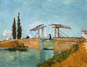 Brug van Langlois in Arles